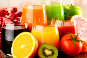 Fruit and Vegetable Juices for Eye Health